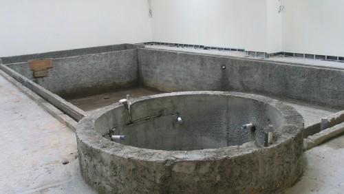 Gunite Pool Shell
